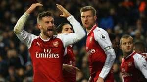 Shkodran Mustafi Arsenal