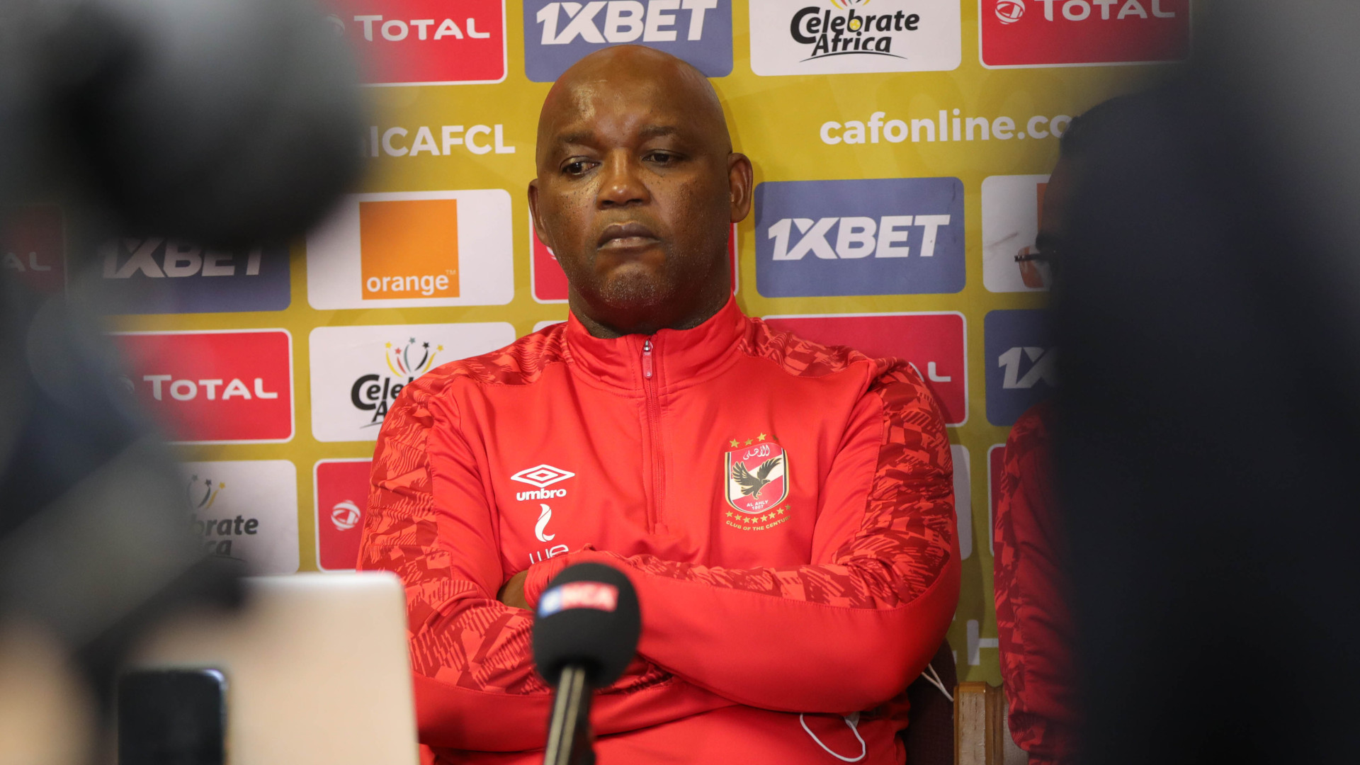Al Ahly and Mosimane far apart in contract negotiations – Reports