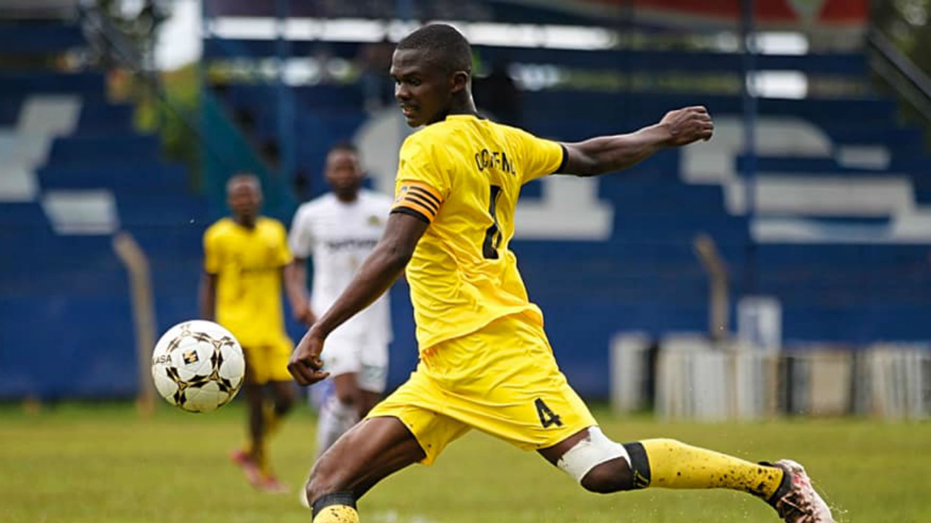 Ochieng: Wazito FC captain ruled out for 'months' after surgery ...