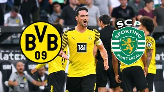 Fußball heute live im TV und LIVE-STREAM: So wird BVB (Borussia Dortmund) vs. Sporting Lissabon übertragen | Goal.com