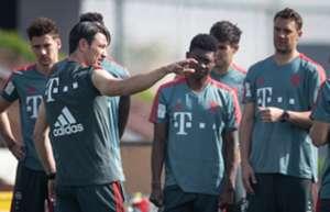 FC Bayern München Training Niko Kovac
