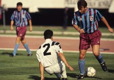 Hami Mandirali, Recep Cetin, 04111993 Besiktas v Trabzonspor