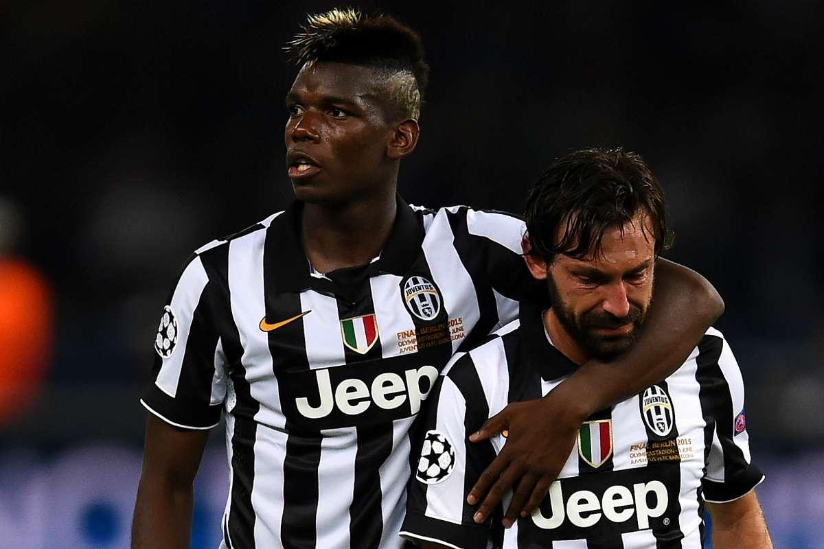 Berita Juventus - Claudio Marchisio & Andrea Pirlo Cuma Butuh 15 ...