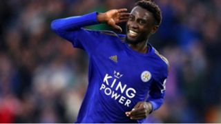 Leicester City's Wilfred Ndidi