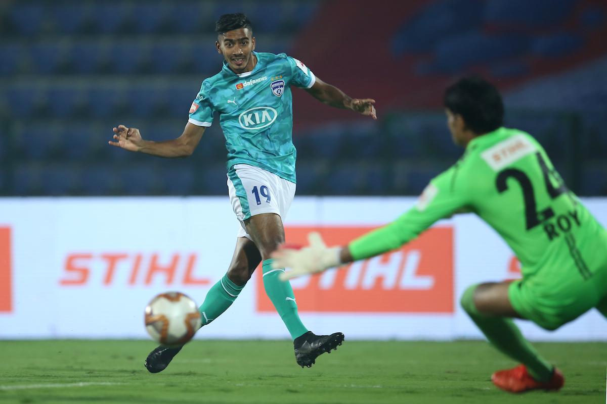 Bengaluru FC Ashique