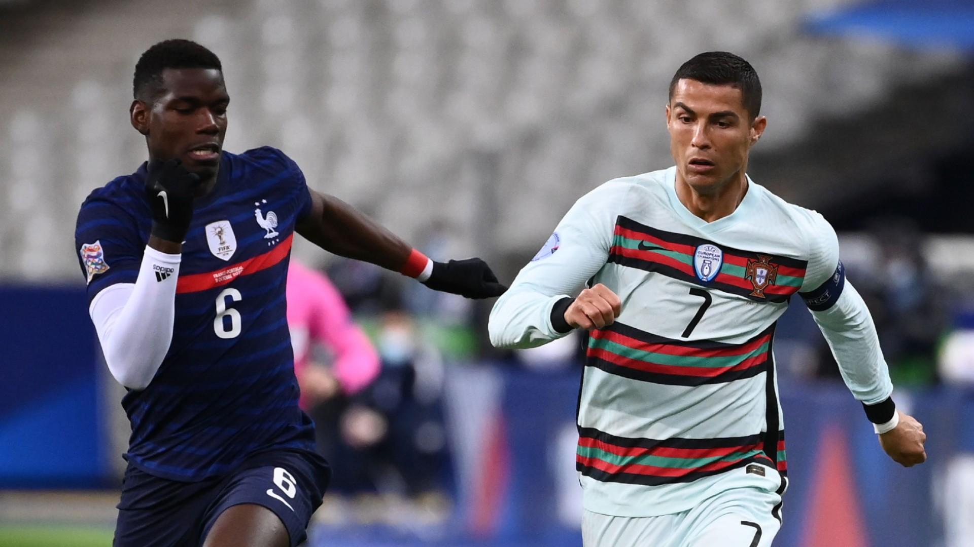 LIVE: France vs Portugal