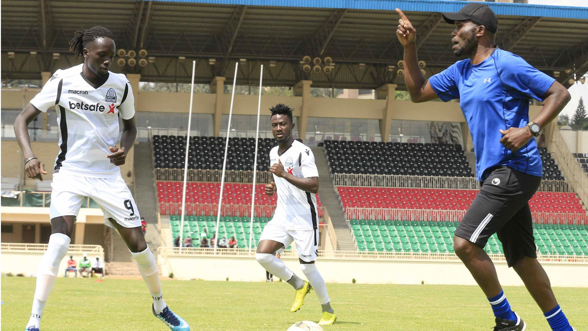 Caf Champions League: Omollo hopeful Gor Mahia can break Algerian jinx