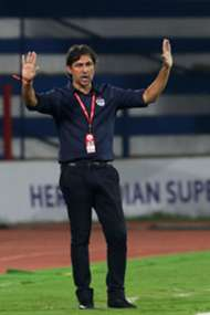 Pune City Bengaluru FC ISL Carles Cuadrat