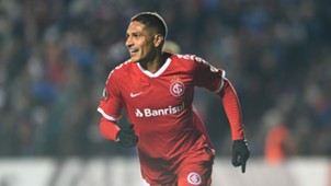 Paolo Guerrero Nacional Montevideo Internacional Copa Libertadores 24072019