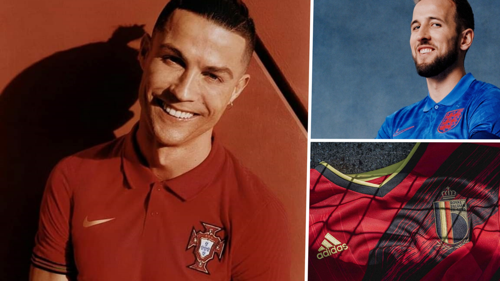 Jersey Euro 2020 (2021): Belanda, Italia, Jerman & Semua ...