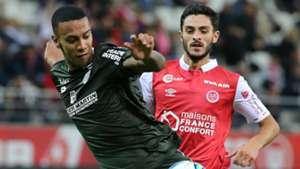 Xavier Chavalerin Cadiz Fernandez Reims Dijon Ligue 1