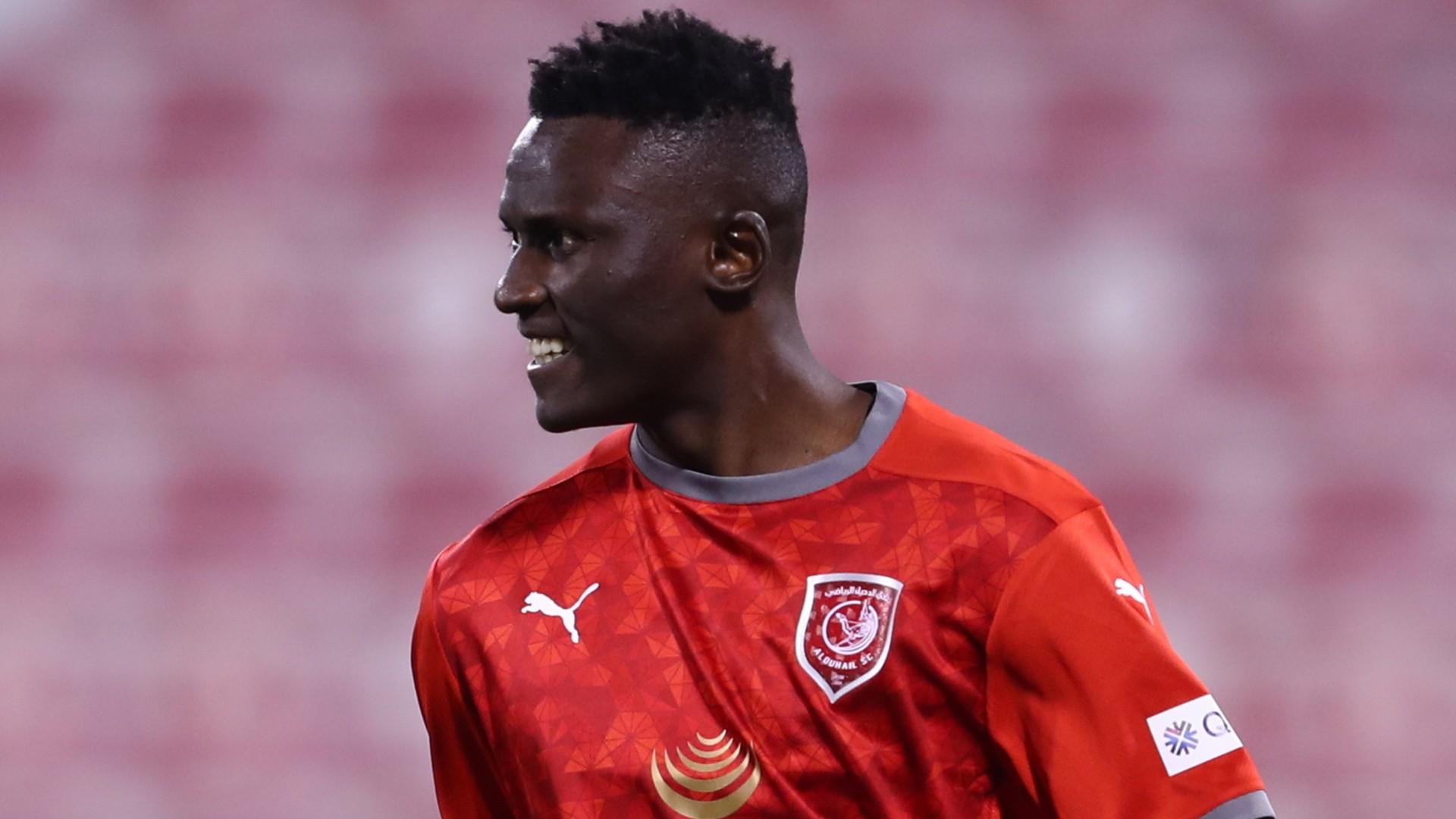 Kenya's Olunga 'not under pressure to deliver at Al-Duhail SC'