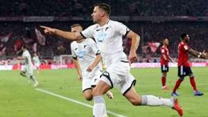 ONLY GERMAN Adam Szalai 1899 Hoffenheim FC Bayern 24082018
