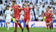 Joshua Kimmich Bayern Munchen Real Madrid Champions League 2018