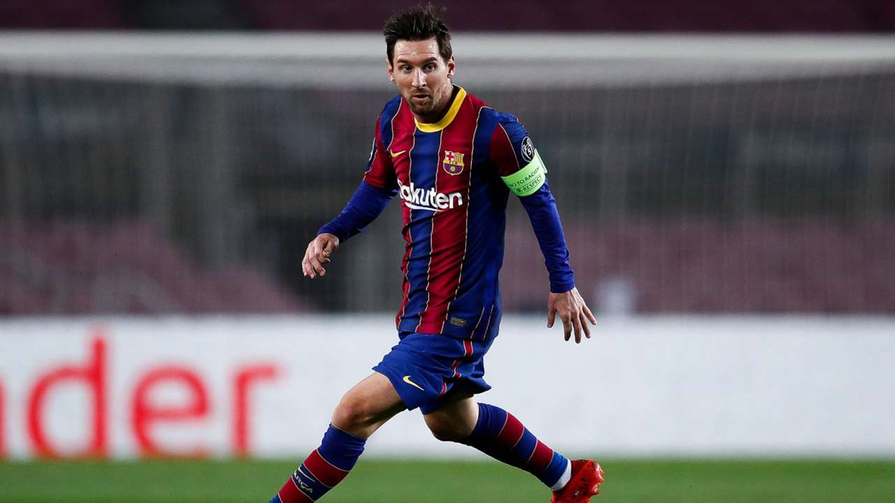 Messi Barcelona 2020-21