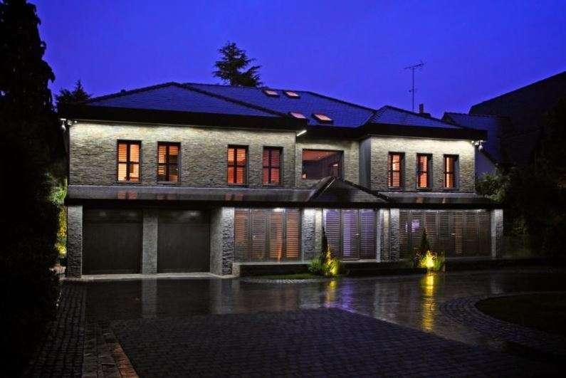 Zlatan Ibrahimovic house