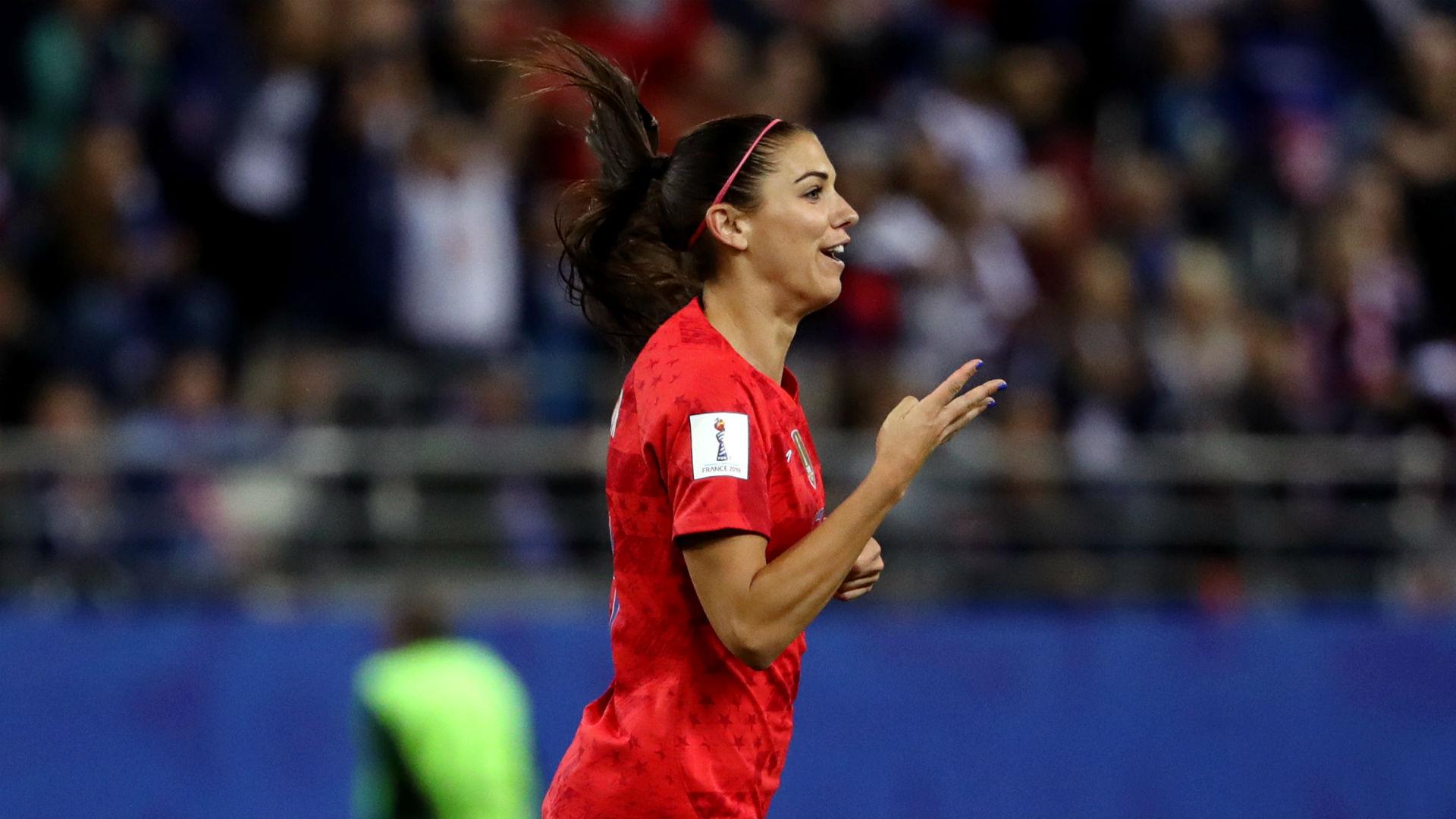 Alex Morgan USWNT Thailand Women's World Cup 2019