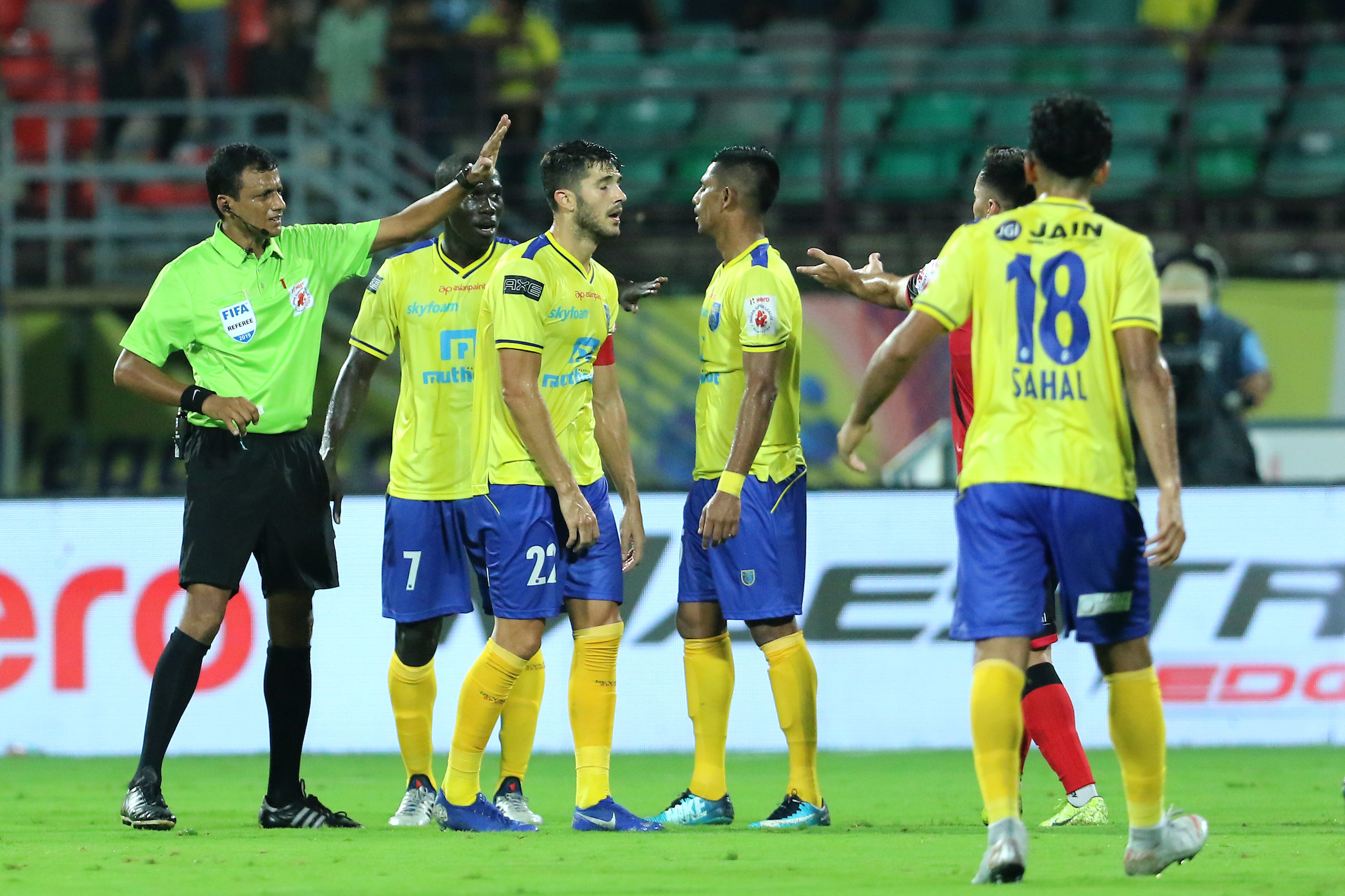 Kerala Blasters set to sign Rohit Kumar and Sandeep Singh; Carneiro extends contract