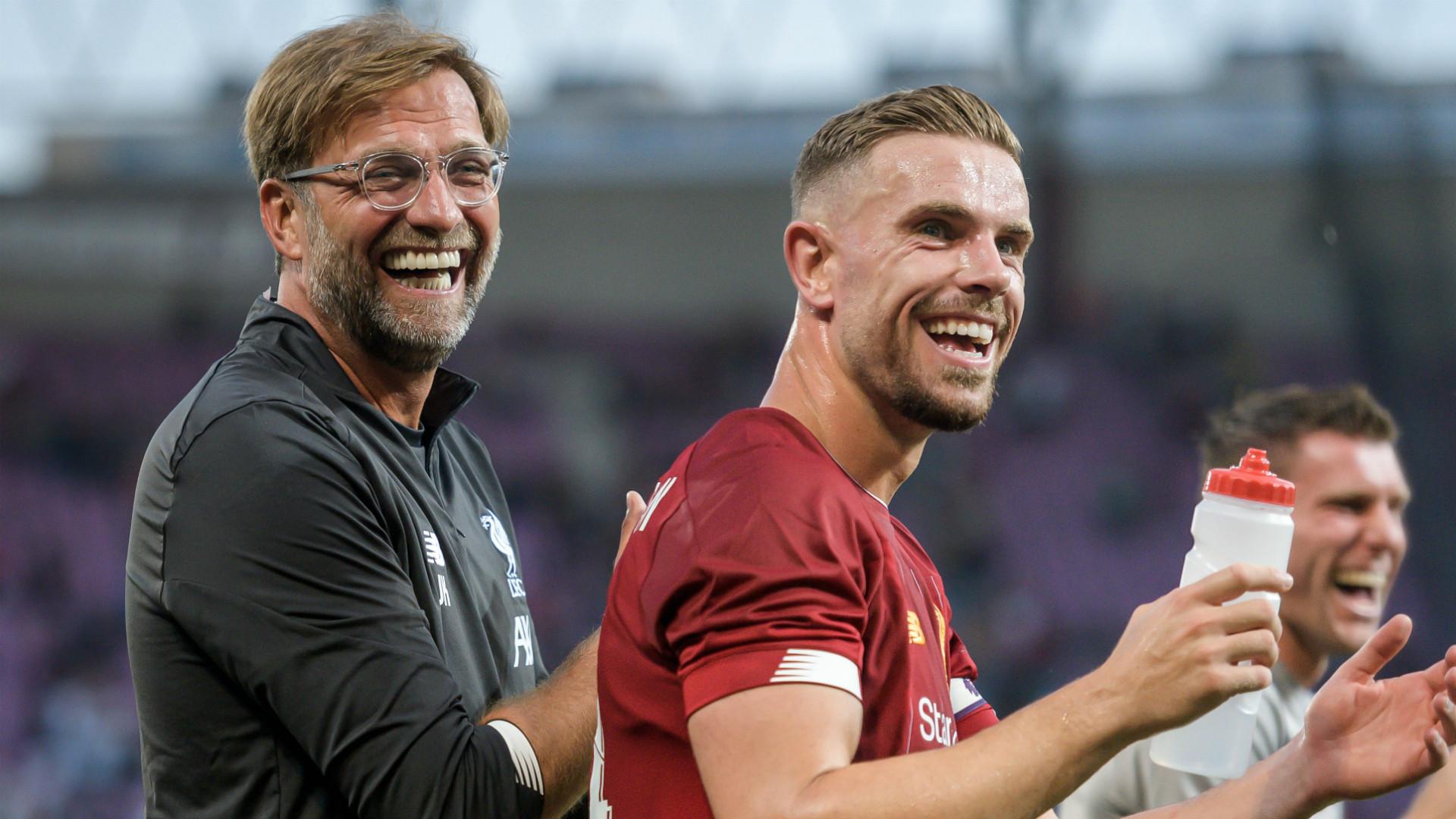"""Henderson : """"Klopp a transformé l'identité de Liverpool"""""""