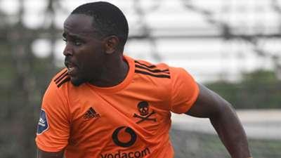 Frank Mhango, Orlando Pirates, January 2021