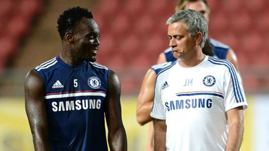Mourinho the best manager I worked under – Former Chelsea midfielder Essien