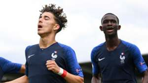 Adil Aouchiche Tanguy Kouassi France U18
