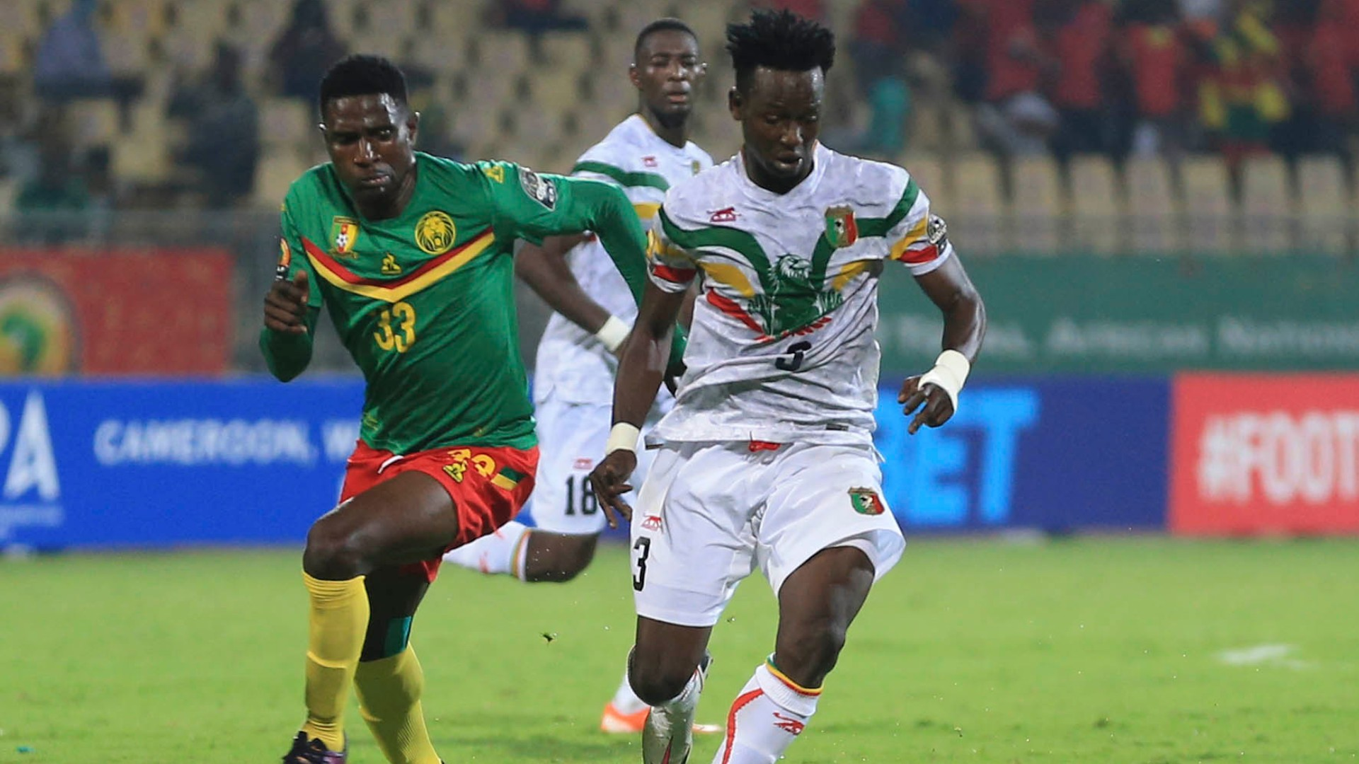 2021 Chan Wrap: Cameroon and Mali share spoils, Zimbabwe sent home