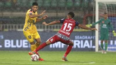 Sahal Abdul Samad Kerala Blasters Jamshedpur FC ISL 5