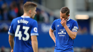 When was the last time Everton beat Liverpool?