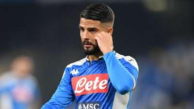Lorenzo Insigne Napoli 2019-20