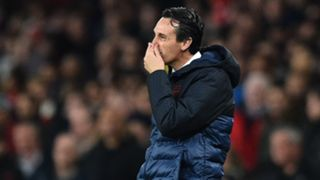 Unai Emery Arsenal 2019-20