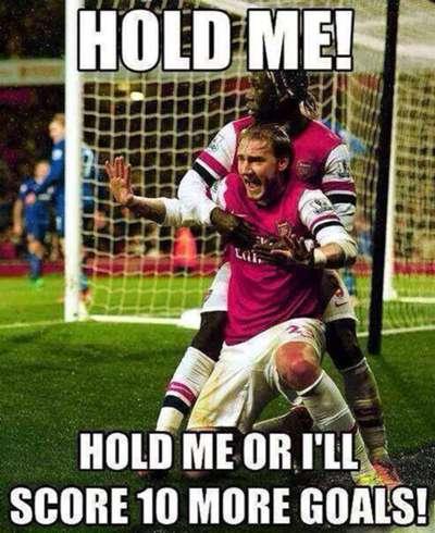 Nicklas Bendtner Arsenal Meme