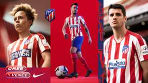 Nueva camiseta Atletico Madrid
