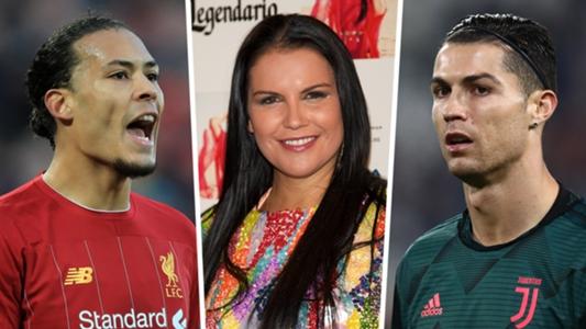 'My dear Virgil, win titles then we'll talk' - Ronaldo's sister blasts Van Dijk over Ballon d'Or joke | Goal.com