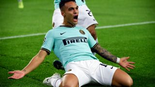 Lautaro Martinez Borussia Dortmund Inter Champions League