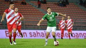 Luka Milunovic, Kuala Lumpur v Melaka, Malaysia Super League, 19 Jun 2019