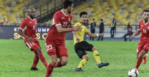 Brendan Gan, Malaysia v Jordan, International Friendly, 30 Aug 2019