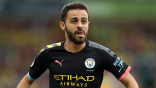 Bernardo Silva Manchester City 2019