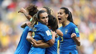 Brazil Australia Women's World Cup