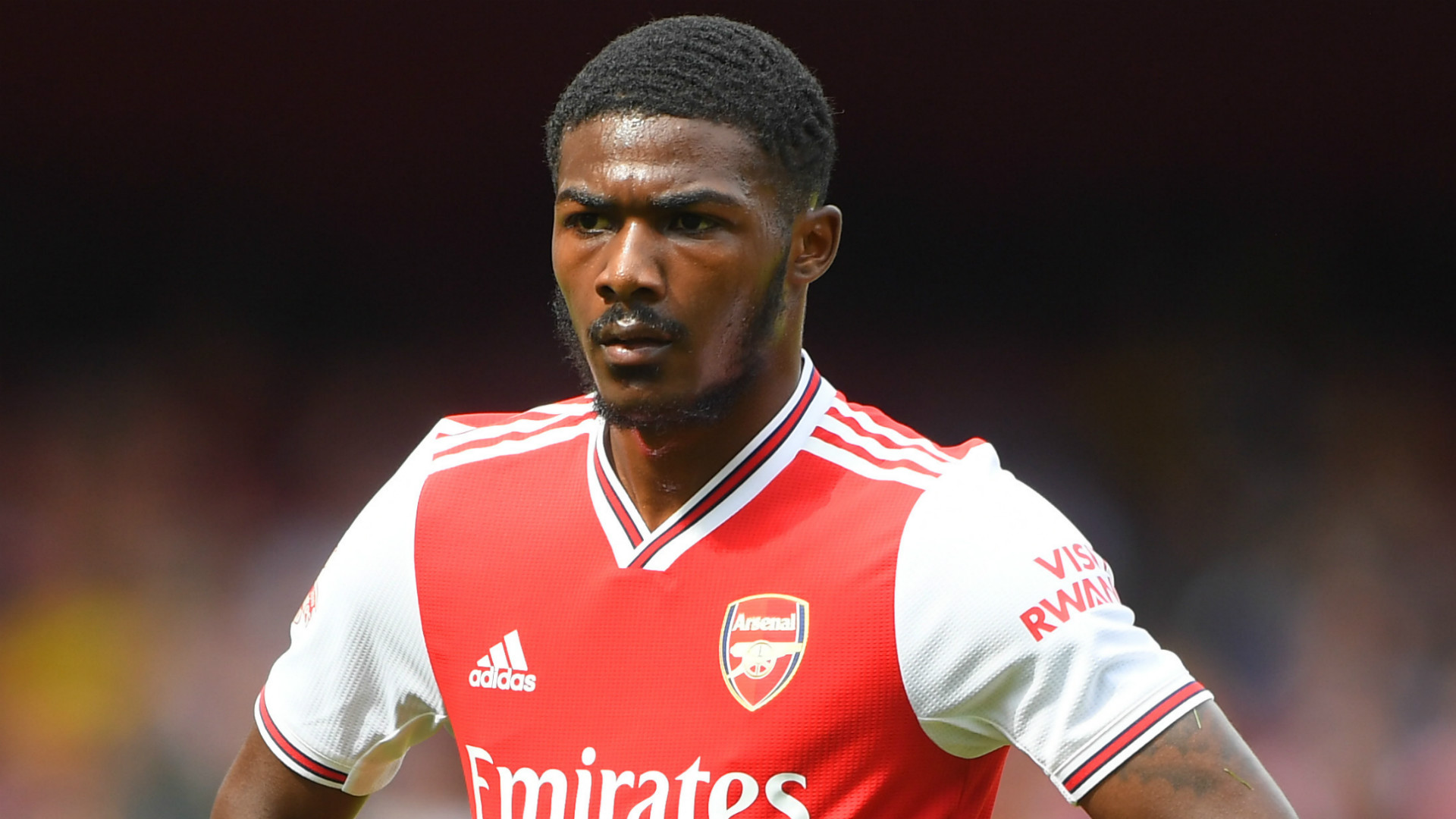 The 22-year old son of father (?) and mother(?) Ainsley Maitland-Niles in 2020 photo. Ainsley Maitland-Niles earned a 0.16 million dollar salary - leaving the net worth at million in 2020