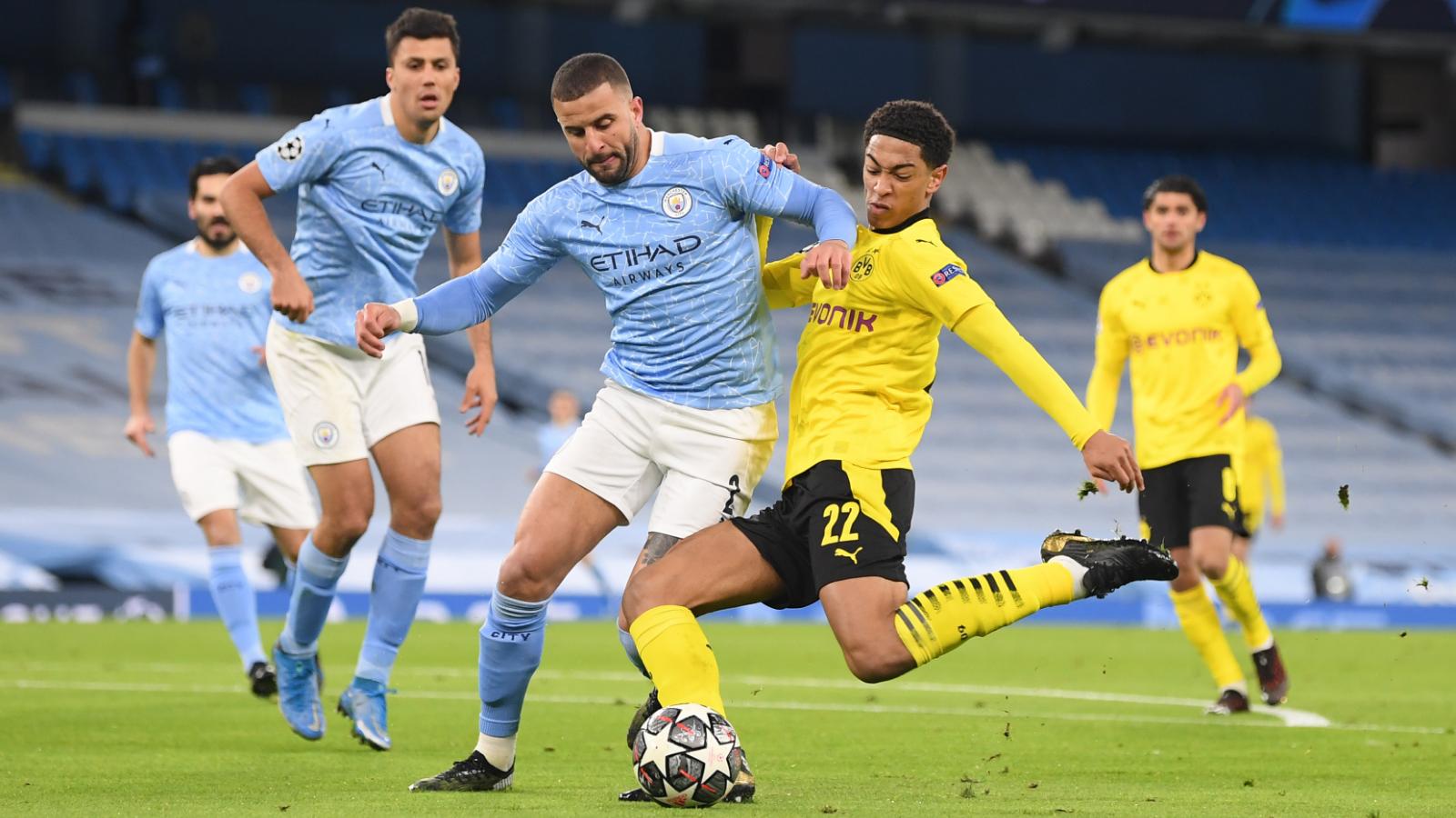 BVB: So kommt Borussia Dortmund ins Halbfinale der Champions League