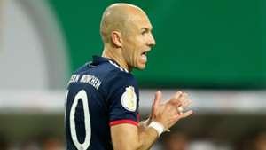 Arjen Robben Bayern Munich 25102017