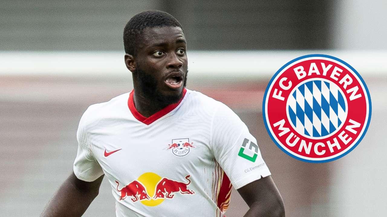 Dayot Upamecano RB Leipzig Bayern Munich
