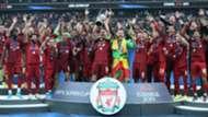 Liverpool Chelsea UEFA Super Cup Winners 2019