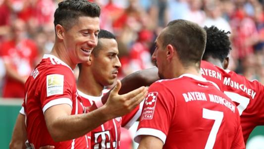 Werder Bayern 2017