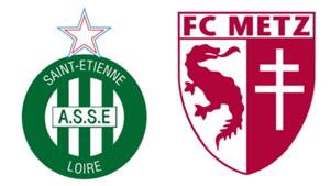 AS Saint-Étienne-FC Metz, 7ème journée de Ligue 1, le mercredi 25 septembre 2019