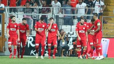 Antalyaspor Besiktas Gol Sevinc