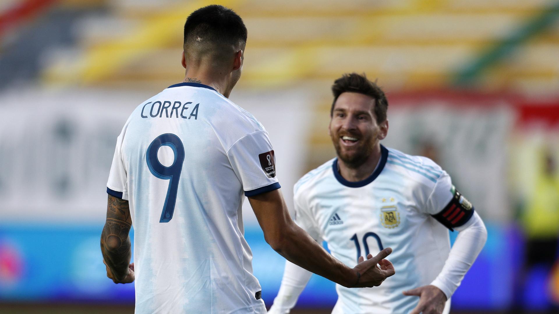 Cuándo juega la Selección argentina? Amistosos, Copa América y  Eliminatorias sudamericanas | Goal.com