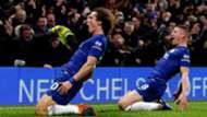 David Luiz Chelsea Manchester City