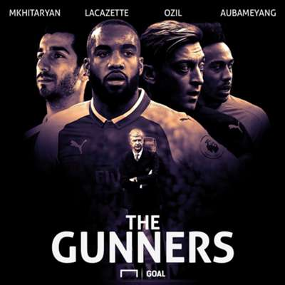 Arsenal The Gunners Mercato Graphique